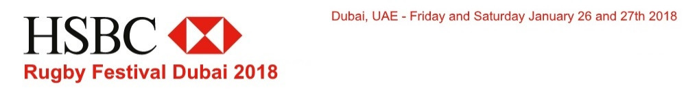 Rugby Festival Dubai 2018